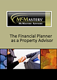 The Financial Planner as a Property Advisor