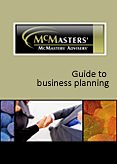 Guide to Business Planning